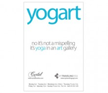 Yogart Advertisement