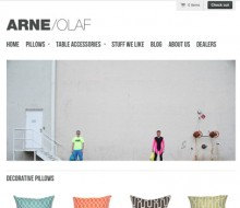 Arne&Olaf Website