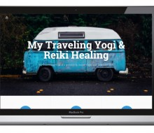 My Traveling Yogi Website
